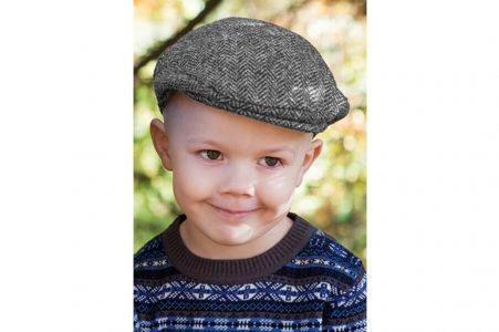 kids flat cap