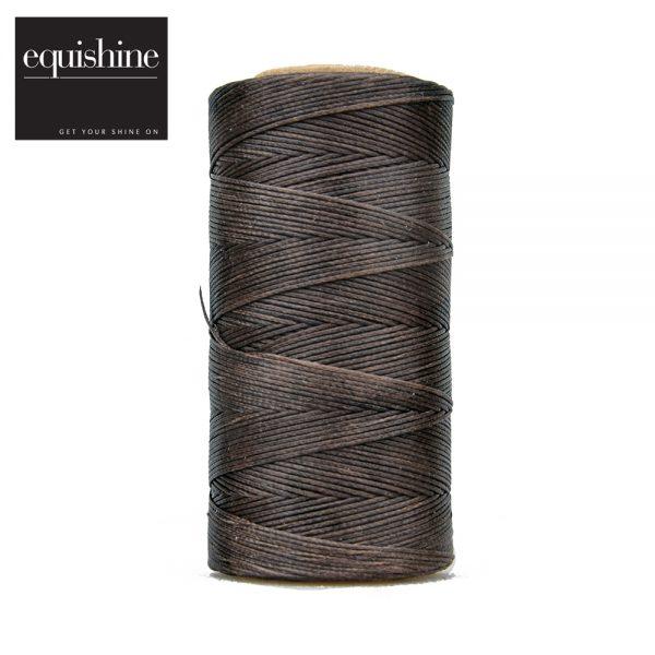 Equishine Flat Waxed Plaiting Thread