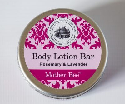 Mother Bee Lotion Bar Rosemary and Lavender