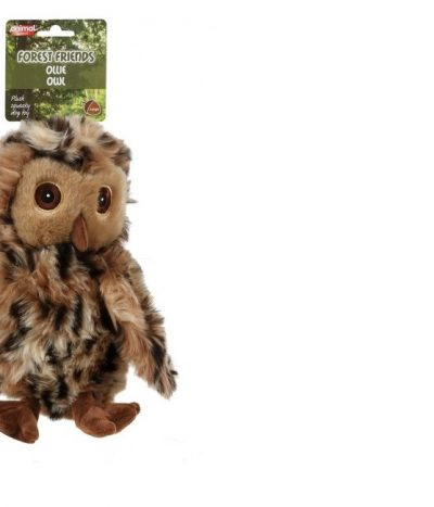 Animal Instincts Forest Friends Ollie Owl Large