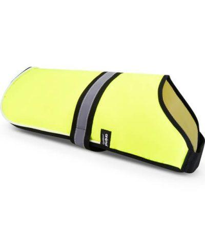 Animal Instincts Flashing Safety USB Flash Reflective Vest -